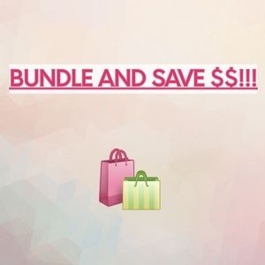 🛍ITEMS NOTED 🛍BUNDLE AND SAVE NOW!!🛍